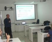 Dr. Luis Carlos Grossi faz apresentação sobre Imposto de Renda